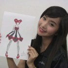 Alodia x Licca Designs for Dream Kids Collection 2014 fashion show in Osaka
