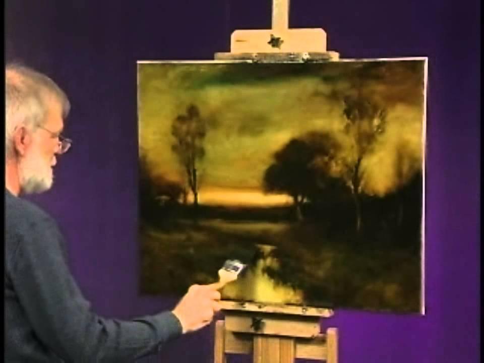 Dennis Sheehan Oil Painting Demo Qtiny Com