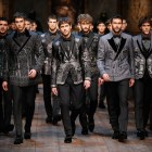 Dolce&Gabbana Winter 2015 Mens Fashion Show