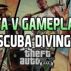 GTA V: How To Scuba Diving