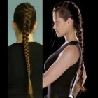 Hair Tutorial – French Braid… inspired by Lara Croft