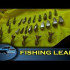 How to make fishing leads – cheap, simple and easy