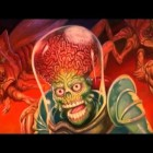 Mars Attacks! oil painting technique by Fantasy Artist Jeff Miracola