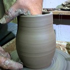 Pottery for Beginners – How to Make a Vase ep 03