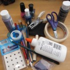 Teacher Time- Nail Art Tips and Tricks with School Supplies