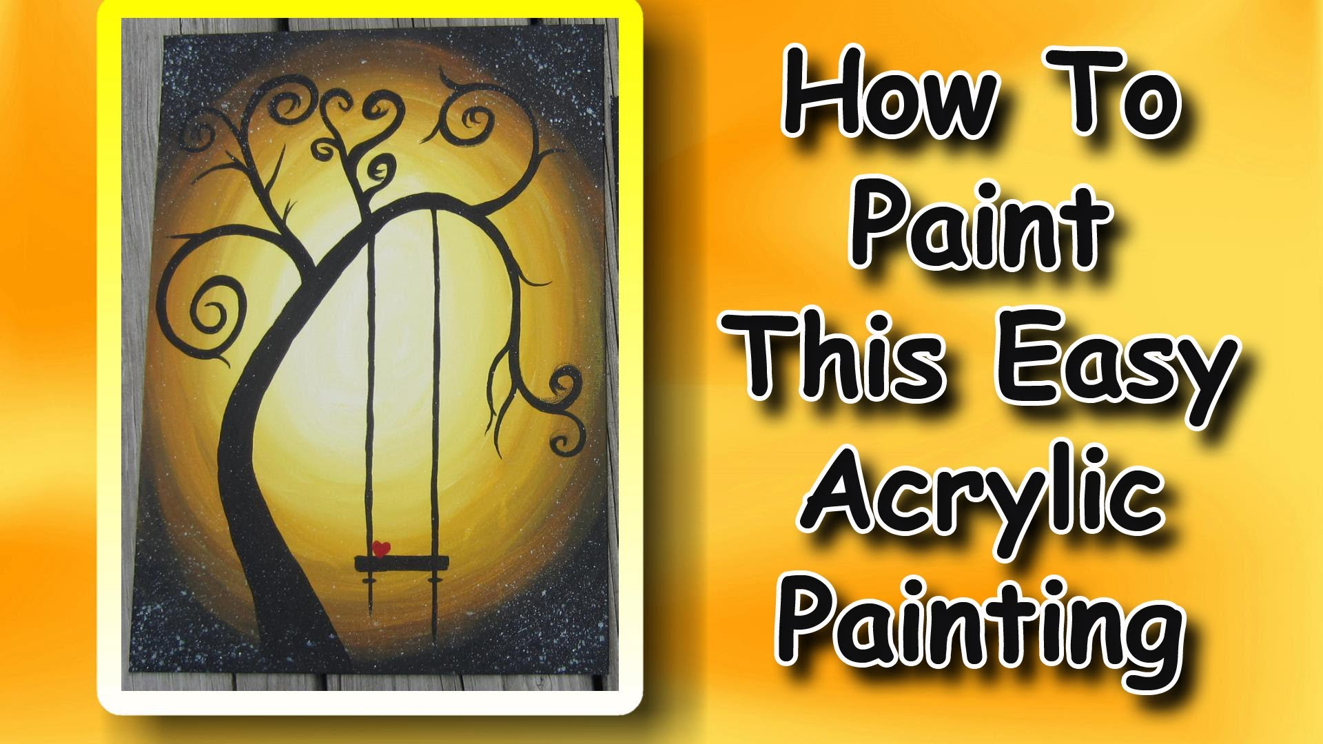 prodigious Easy To Do Paintings For Beginners Part - 13: Qtiny.com