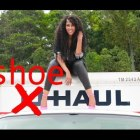 HUGE SHOE HAUL!!   2014 SUMMER AND FALL SHOES   SEXY SHOES