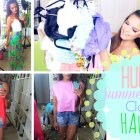 HUGE Summer Clothing Haul    & Try on!