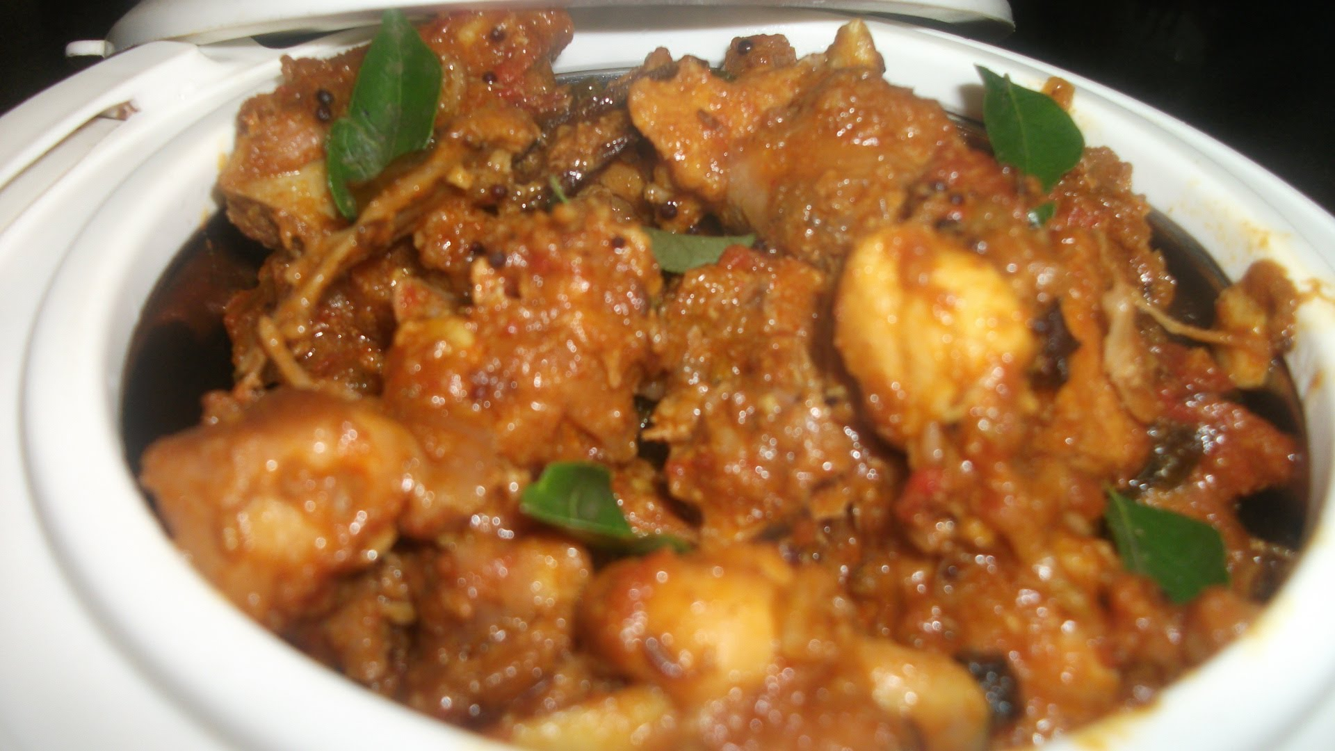 Kozhi masala in tamil english text chicken masala for Mural fish in tamil