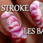 Nail Art – ONE STROKE – Les bases, fiche technique