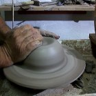 Pottery for Beginners – How to Make a Big Bowl ep 08