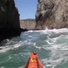 Sea Kayak Rock Gardening – Neptune's Rangers Nothing But Net