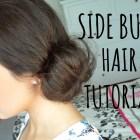 Side Bun Hair Tutorial: Quick, Easy & No Heat