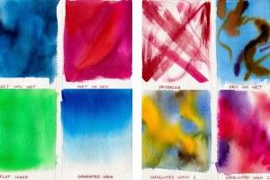 Watercolor Painting Lessons – Wash Techniques