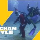 ALANTIS TV – SCUBA GANGNAM STYLE [Short Version]