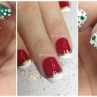 DIY Easy Christmas Nail Art Designs For Beginners – The Ultimate Guide #2