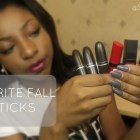 FAVOURITES X Fall Lipsticks | SinmisBeautique