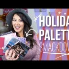 Holiday Makeup Palette Smackdown 2014 | Makeup Geek