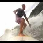 How to do a basic cutback on a surfboard