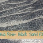 Polymer Clay Ideas – Columbia River Black Sand (Oregon)