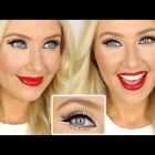 Christmas Inspired Makeup Tutorial!