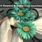 Do-It-Yourself Wedding Projects – Reception Chair Decorating Ideas By Merri Cvetan