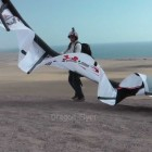 Dragon Flyer – Pal Takats extreme kite flying in Chile