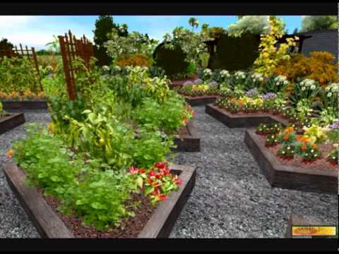 Permaculture design for coffs harbour community garden for Community garden designs
