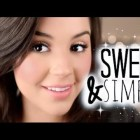 Sweet & Simple Spring Makeup Tutorial