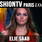 Elie Saab Spring/Summer 2015 | Paris Fashion Week PFW | FashionTV
