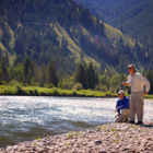 Snake River Sporting Club And Orvis Announce New Fly Fishing School Partnership