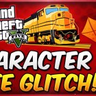 GTA 5 Glitches – Character Kite Glitch! Funny FLYING & SLIDING Glitch (GTA 5 Online Tutorial)