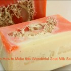 How to Make Goat Milk Soap (and have it stay creamy white) – Part 1 of 3