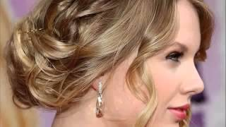 EASY TUTORIAL LONG HAIR PROM ★ | UPDOS HAIRSTYLES CURLS | FOR WEDDING WITH MEDIUM FORMAL