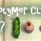 Polymer Clay Charms For Beginners~ Ep. 2: Charms