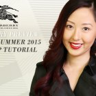 PREVIEW: Burberry Spring/Summer 2015 Beauty Look + Tutorial