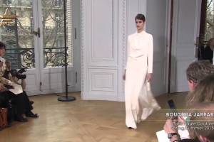BOUCHRA JARRAR | Paris Haute Couture Spring Summer 2015 | From the Runway | Fashion One