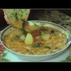 Cuban Caldo Gallego – Galician White Bean Soup