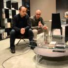 Fiam Designers Talk – Lucidi and Pevere