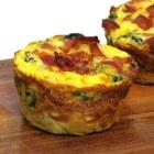 Mini Breakfast Souffles  – Lynn's Recipes