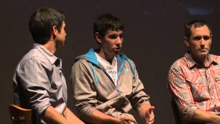 The North Face: Speaker Series with Alex Honnold - Risk vs. Consequence