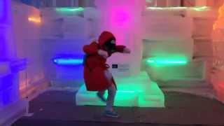 2Degree Ice Art Tour   GingerBreadCrew  