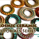 PROMO INTRO Cosmic Ceramic Tutorial 20+ Ideas How To Polymer Clay Faux Ceramic Tutorial