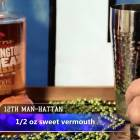Super Bowl Recipes – How to Make the 12th Man-Hattan
