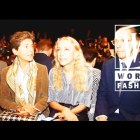 Front Row Max Mara Spring-Summer 2015   Milan Fashion Week