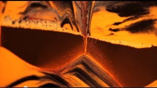 Exotic Sands - Sand Pictures in Motion Video by William Tabar