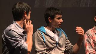 The North Face: Speaker Series with Alex Honnold - Chalk-gasm