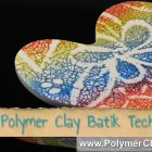 Polymer Clay Batik Technique (Intro)