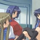 [冬の蝶] カノン '06 Kanon '06 – Fated Reunion JPN Fandub-