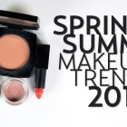 4 Spring-Summer Makeup Trends to Try in 2015!